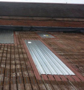 Repair Deck