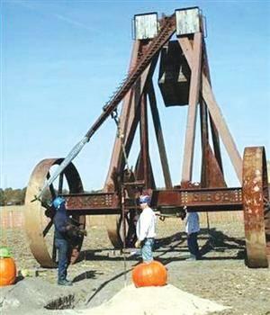 Annex Pumpkin Chucker Mid City Steel Steel Supplier